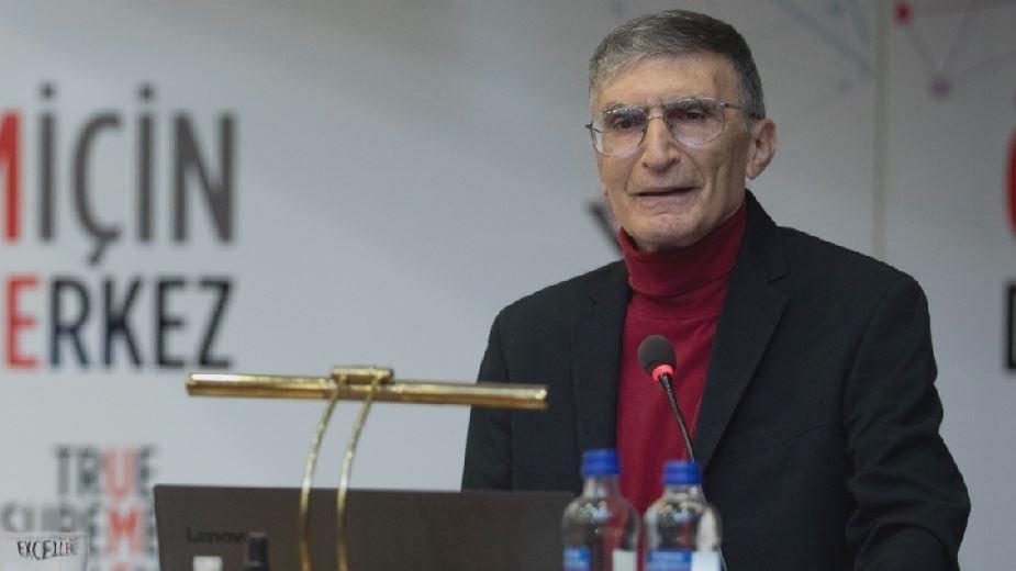 Prof. Dr. Aziz Sancar: 'Aşı karşıtı olmak mantık dışı bir durum'