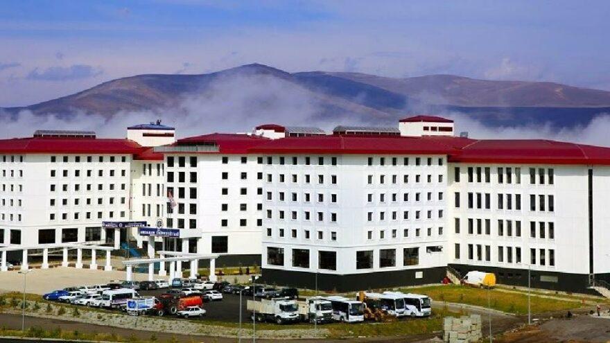 Ardahan Üniversitesi'nin yüzde 68'i boş kaldı