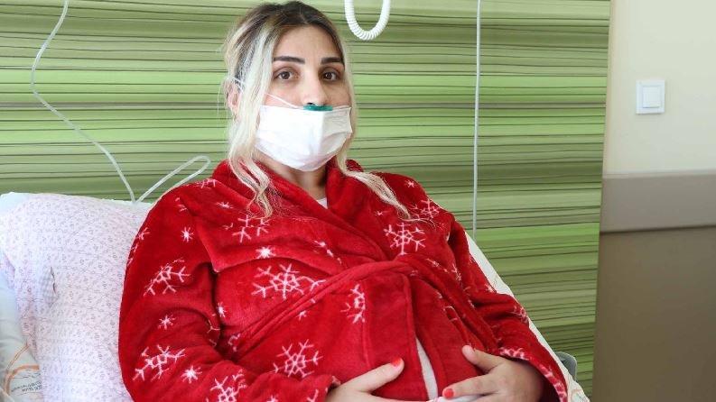 Coronaya yakalanan hamile kadın: Keşke aşı olsaydım