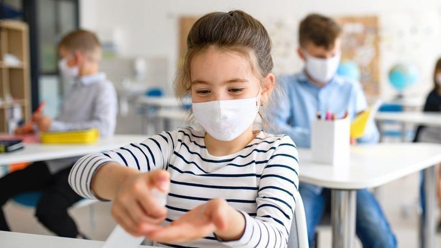 Eskişehir'de 80'den fazla okulda pozitif vaka görüldü