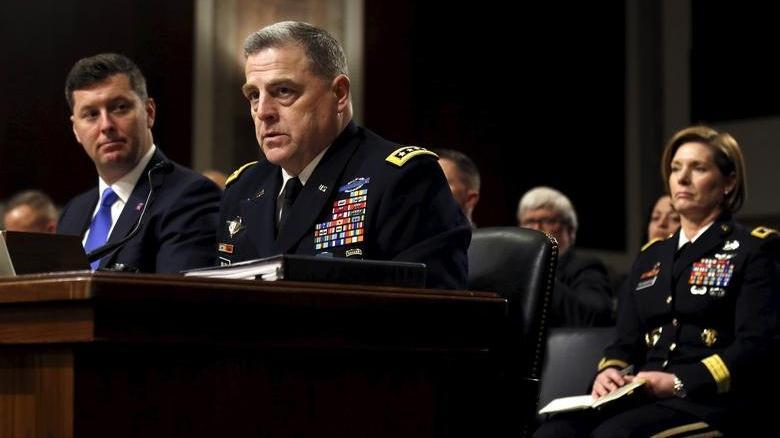 ABD Genelkurmay Başkanı Milley: Afganistan'dan çekilme süreci itibarımıza zarar verdi