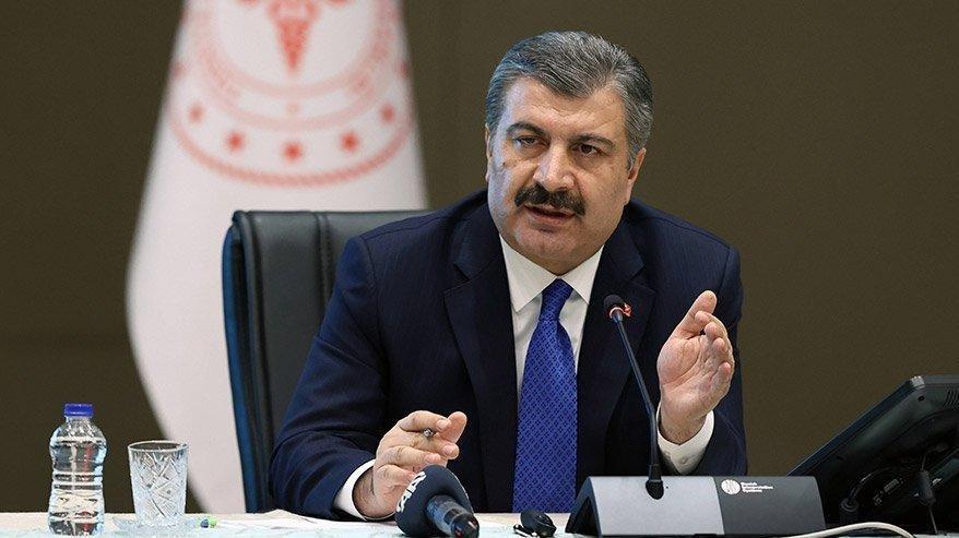 Sağlık Bakanı Fahrettin Koca açıkladı: Vakaların 4'te 1'i 0-17 yaş arası