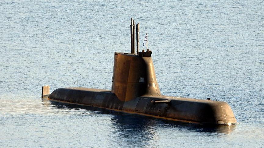 Kaş'ta görüntülenen denizaltı ile ilgili yeni gelişme