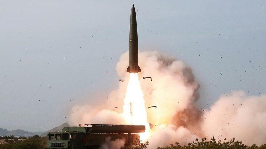 Tansiyon yükseliyor... İngiltere'den Kuzey Kore'ye kınama