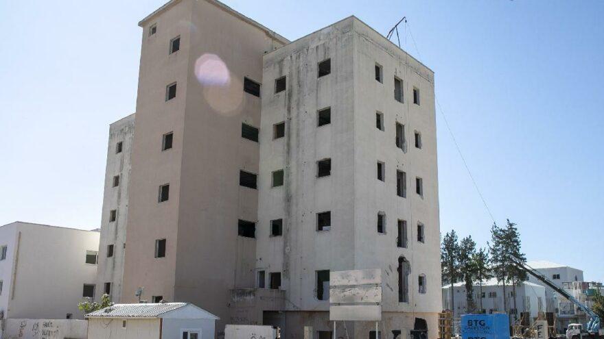 Eski üniversite hastanesi öğrenciler için misafirhane olacak