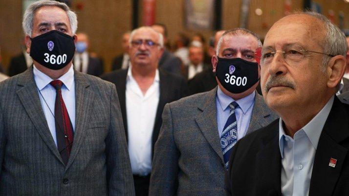 Kemal Kılıçdaroğlu'ndan '3600 ek gösterge' çıkışı
