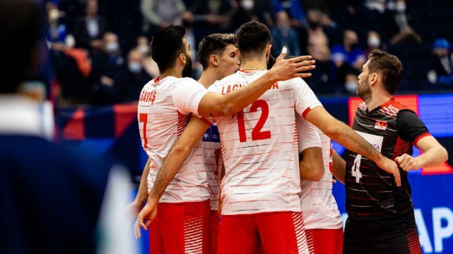 A Milli Erkek Voleybol Takımı'nın Dünya Şampiyonası'ndaki rakipleri belli oldu