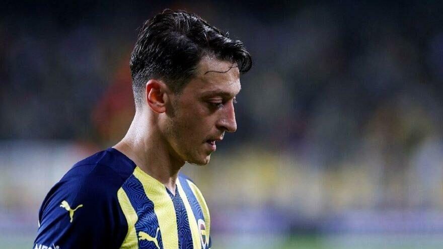Mesut Özil kadrodan çıkarıldı! Fenerbahçe'de Olympiakos maçı öncesi son dakika…