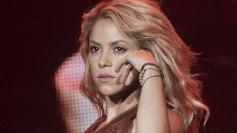 Shakira, yaban domuzlarının saldırısına uğradı