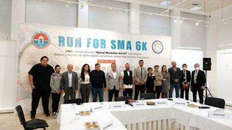 Maltepe SMA hastaları için koşacak
