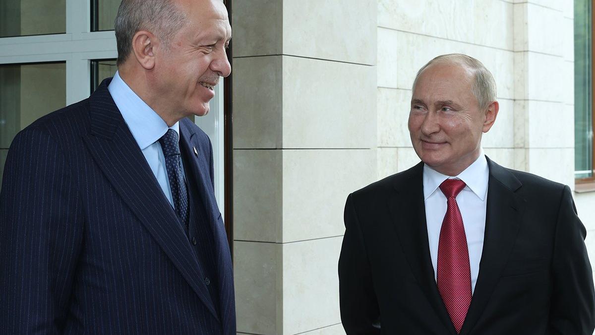 Kremlin açıkladı: Putin ve Erdoğan, Türkiye'de nükleer santral yapılabilecek yerleri konuştu