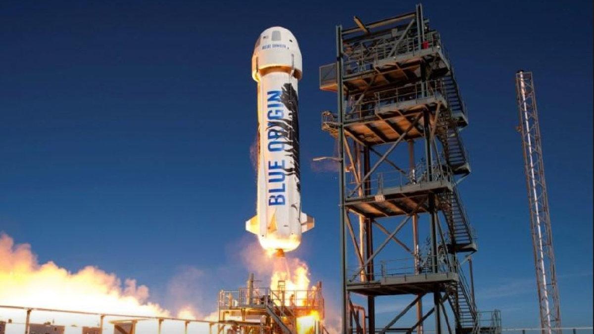 Eski çalışanlardan Blue Origin'le ilgili şok iddia: Kaza olmaması şans... Güvenli değil