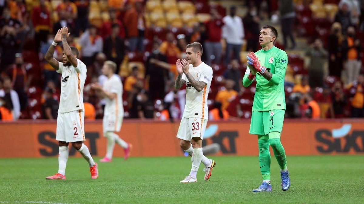 Galatasaray'ın 'Avrupa Fatihi' modu açıldı
