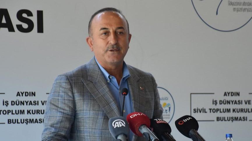 Bakan Çavuşoğlu: Şimdi oyun kuruyoruz, oyunu da bozuyoruz