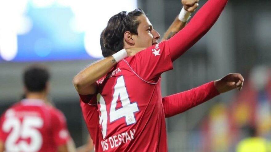 Altınordu, Menemenspor'u tek golle geçti