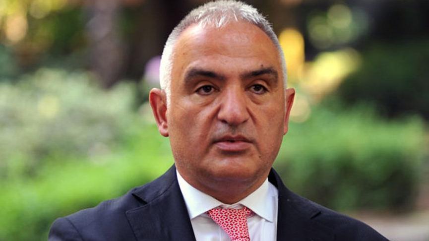 Kültür ve Turizm Bakanı Ersoy'dan AKM açıklaması