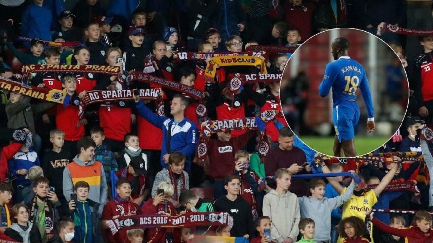 Çocukların izlediği maçta ırkçılık skandalı! Yine Glen Kamara…
