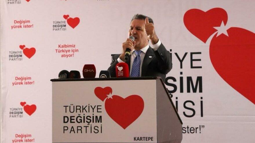 Mustafa Sarıgül'den 'Başkanlık Sistemi' tepkisi