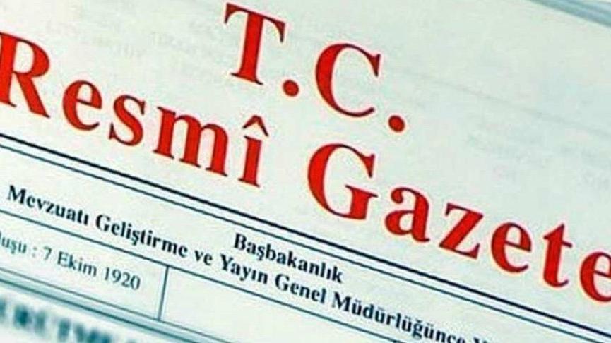 Vali ve il emniyet müdürlüğü atamaları Resmi Gazete'de