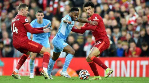 Liverpool-Manchester City maçında galip yok