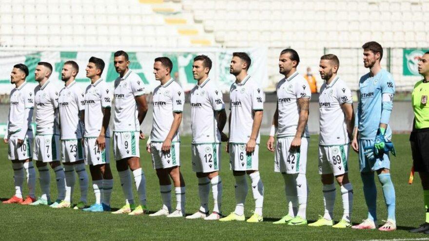 Konyaspor milli takımlara 7 futbolcu gönderdi