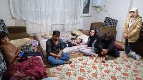Kaçak göçmenlerin paralarını gasp eden 3 İranlı tutuklandı