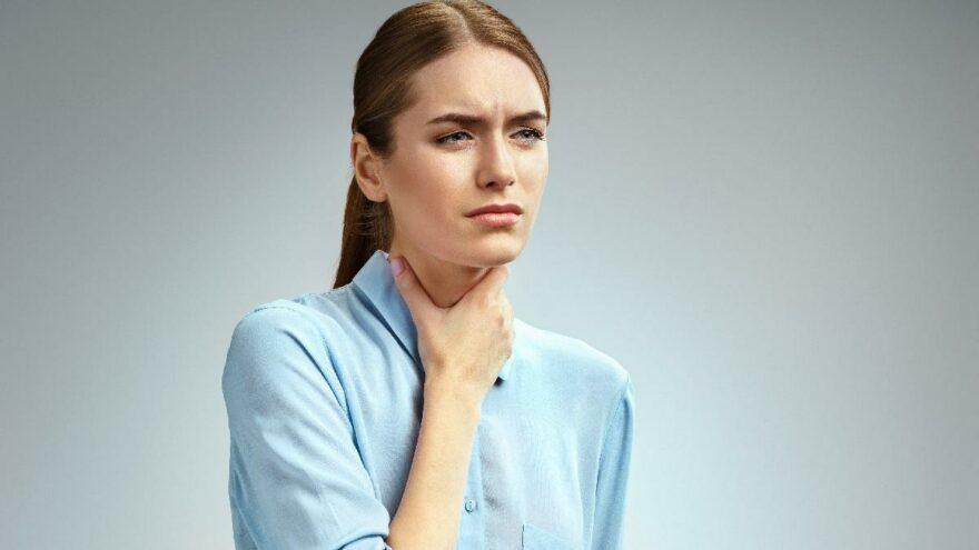 Boğaz ağrısına ne iyi gelir? Boğaz ağrısı delta virüs belirtisi mi?