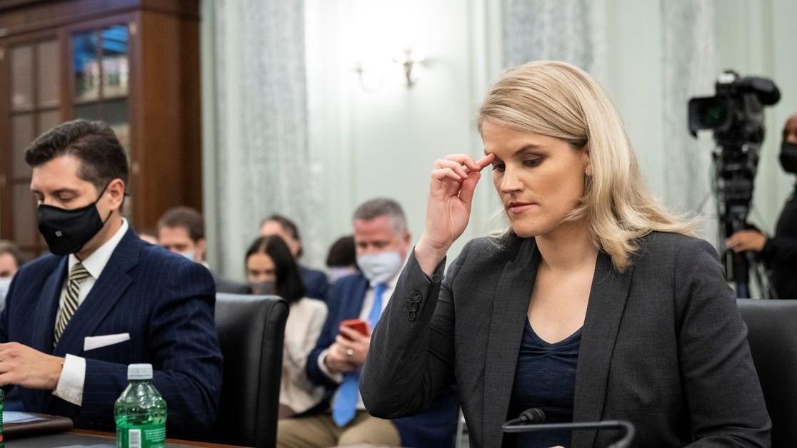 Frances Haugen, ABD Senatosu'nda konuştu: Facebook demokrasiyi zayıflatıyor