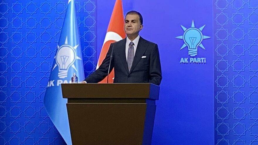 AKP Sözcüsü Çelik: Laik devlet düzenini savunuyoruz