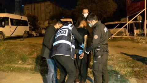 İstanbul'da yabancı uyruklu kâğıt toplayıcılarına operasyon
