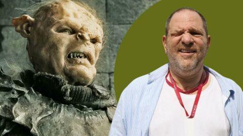 Yüzüklerin Efendisi'nin yıldızı Elijah Wood: Ork maskeleri Weinstein'den model alındı