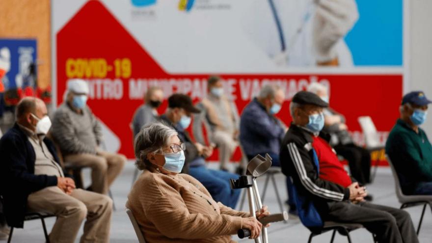 Portekiz'de aşı mucizesi