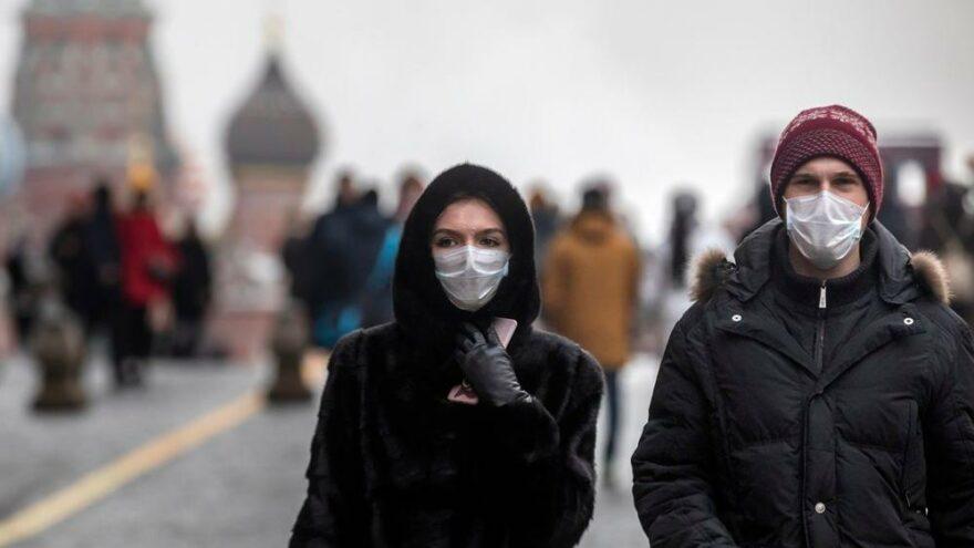 Rusya'da corona virüsünden günlük ölüm sayısı 1000'e dayandı
