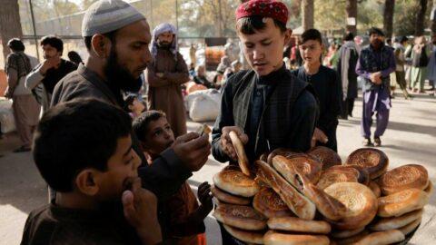 Batı'dan Afganistan'a para desteği