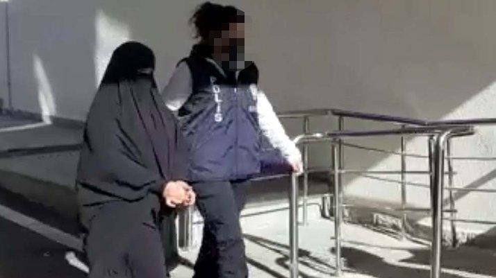 Kırmızı bültenle aranan IŞİD'li terörist Ankara'da yakalandı