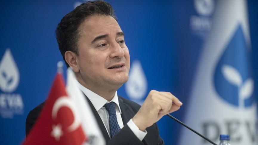 Ali Babacan'dan 'sistem' açıklaması: Muhalefetteki 6 siyasi parti çalışıyoruz