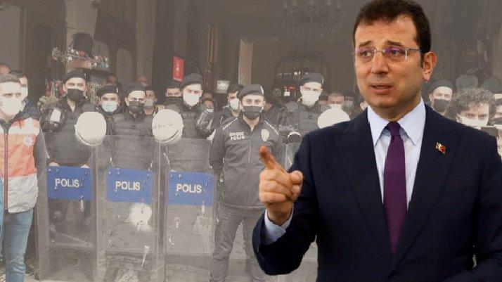 İmamoğlu'ndan 'TÜGVA krizi' açıklaması: Valinin kararını bekliyoruz