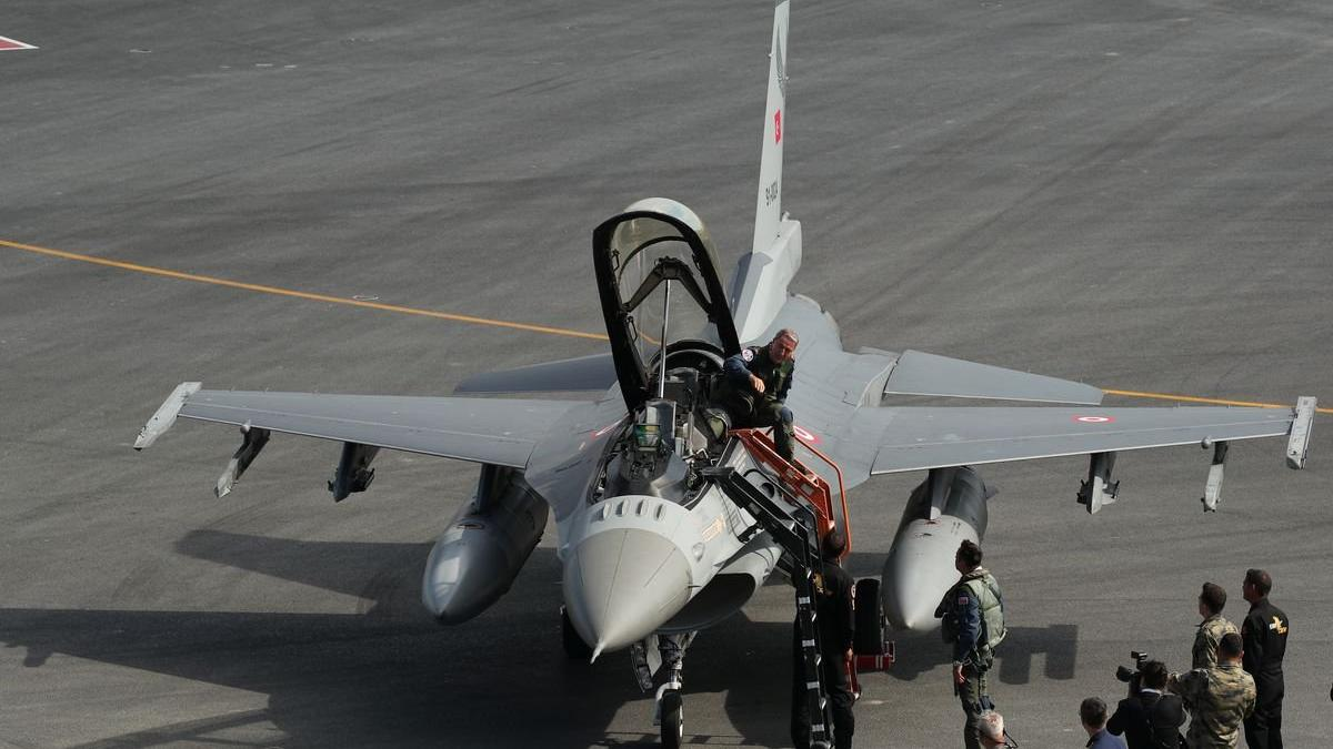 Reuters: Türkiye ABD'den 40 adet F-16 istedi