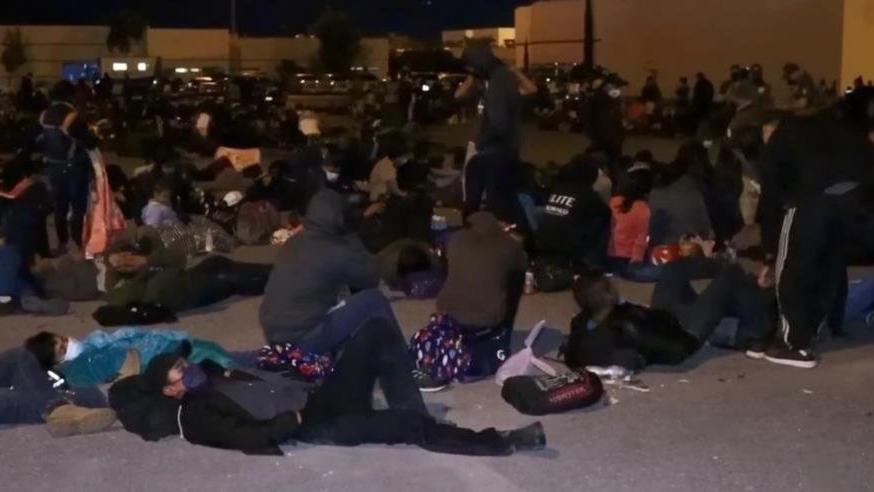 Meksika'da 600'den fazla göçmen gözaltına alındı