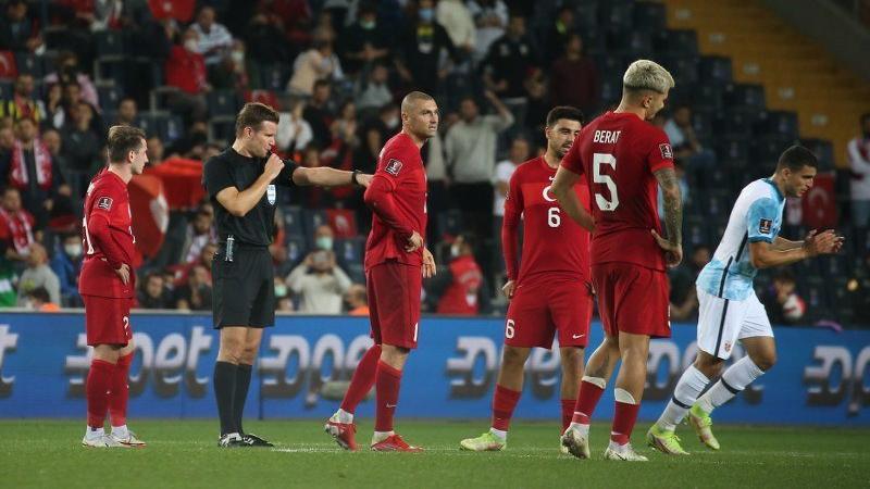 A Milli Takım, Norveç karşısında 1 puana razı oldu! Hayal kırıklığı...