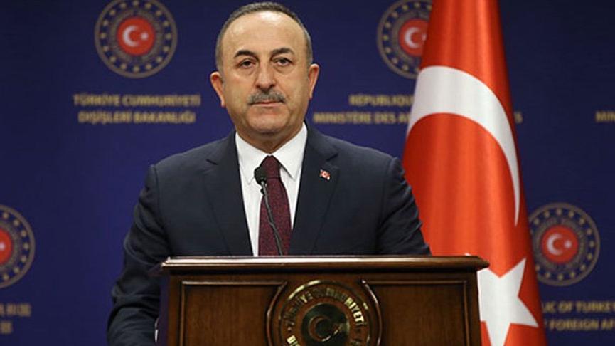 Bakan Çavuşoğlu, Hindistan Dışişleri Bakanı ile görüştü