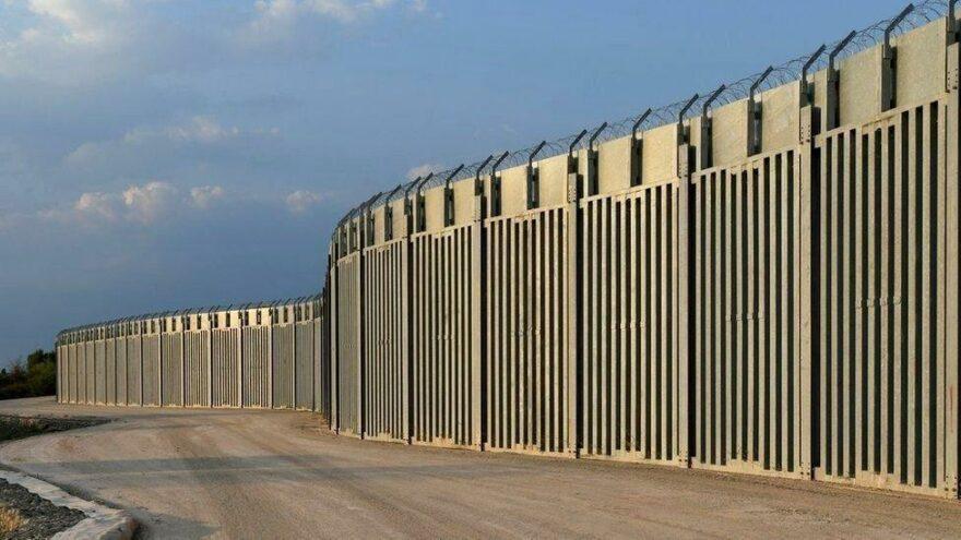 12 AB ülkesi, sınıra duvar örmek için Brüksel'den para istiyor