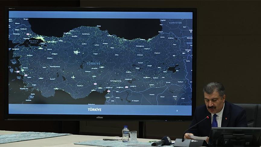 Sağlık Bakanı Fahrettin Koca, güncel corona verilerini açıkladı! İşte günlük vaka ve vefat sayısı