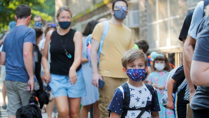 Bilimsel araştırma: Delta varyantı çocukları daha çok hasta etmiyor