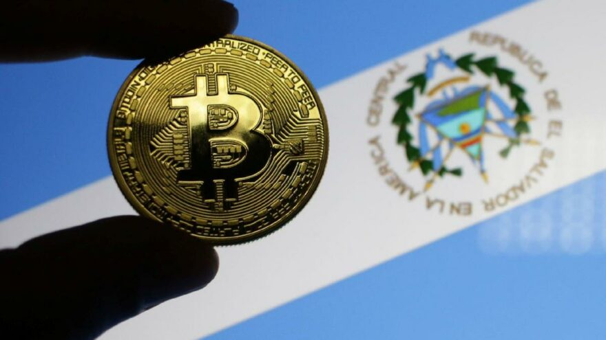 'El Salvadorlular Bitcoin'i benimseyemedi'