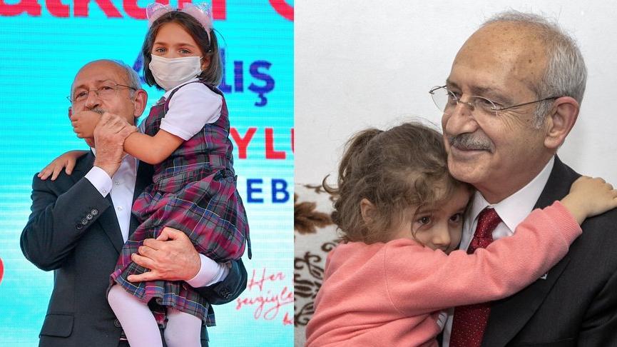 Kılıçdaroğlu'ndan Dünya Kız Çocukları Günü mesajı: Sizi çok seviyorum