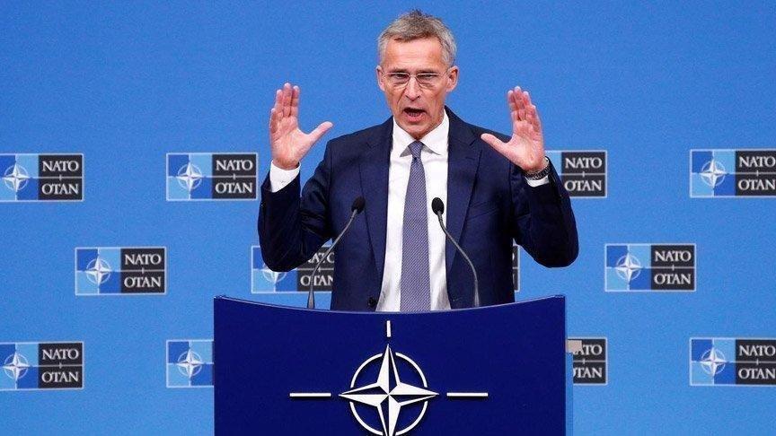 NATO'dan olumlu AB mesajı