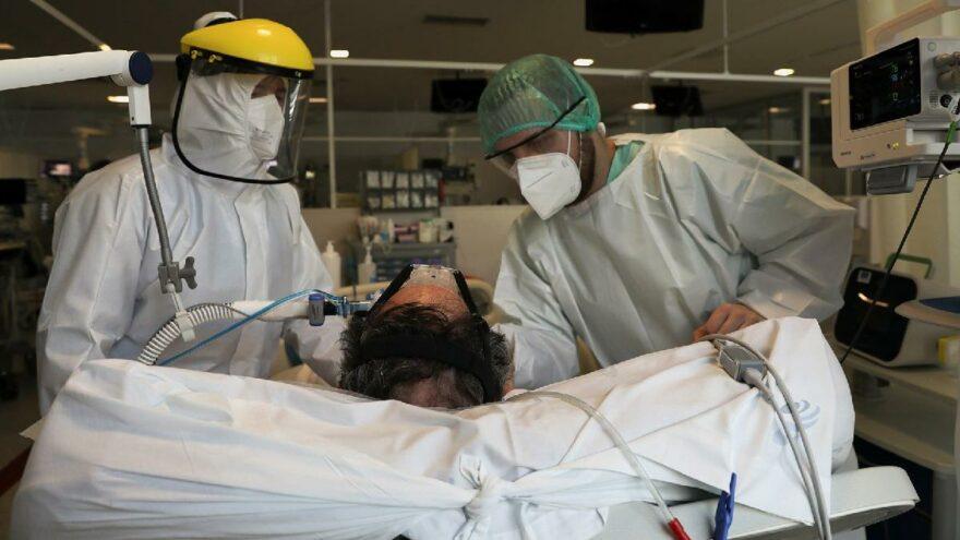 Corona virüsünde yeni tehlike… Kan pıhtısı hafif ve orta belirtileri olan hastalarda da gelişebilir