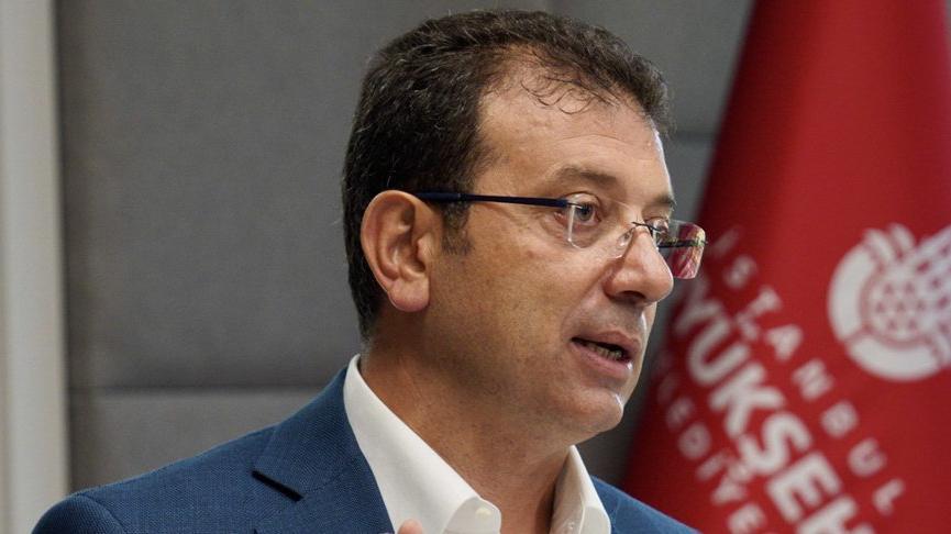 Ekrem İmamoğlu: İstanbulluların hakkını bir avuç insana yedirmeyeceğiz