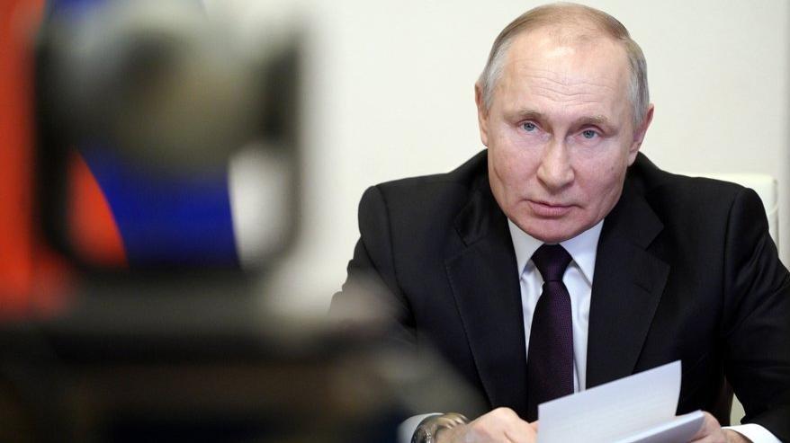 Putin: Asıl düşmanımız milyonlarca vatandaşın düşük geliri…
